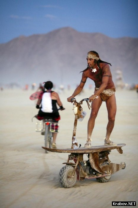 Фестиваль «Burning Man» (192 фото)